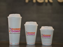 Dunkin' Donuts to Eliminate Foam Cups