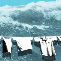Our Clothes Are Part of the Ocean Pollution Problem