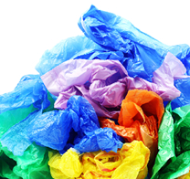 Are all plastics bags recyclable?