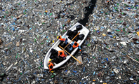 Oceans Are Drowning In Plastic
